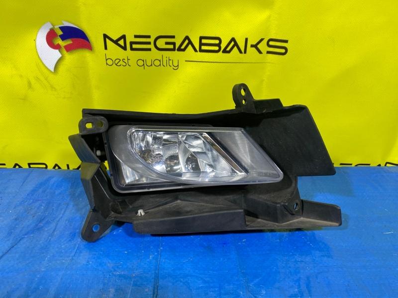 Туманка Mazda Axela BL5FW правая 114-41343 (б/у)