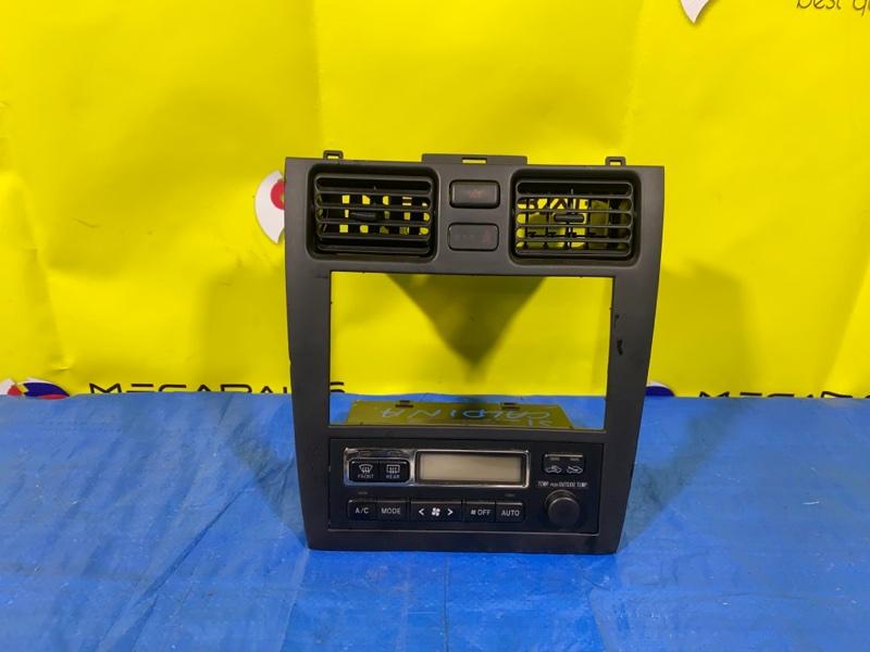 Блок управления климат-контролем Toyota Caldina AT211 255912-0290 (б/у)