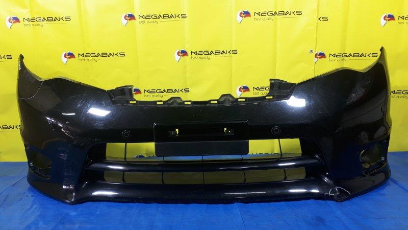 Бампер Nissan Serena C26 передний II MODEL (б/у)
