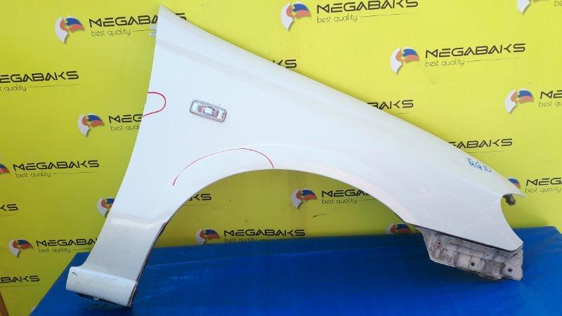 Крыло Nissan Bluebird Sylphy FG10 QG18DE переднее правое (б/у)
