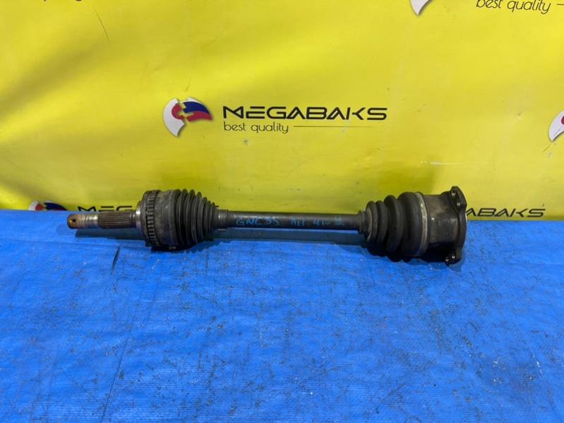 Привод Nissan Laurel GNC35 RB25DE передний левый (б/у)