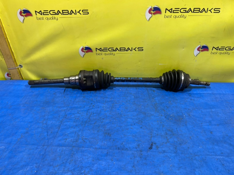 Привод Nissan Sunny FNB14 GA15DE передний правый MT (б/у)