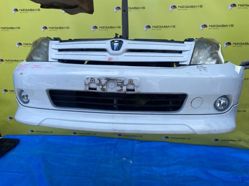 Nose cut Toyota Ist NCP60 2NZ-FE ФАРА 52-064 (б/у)
