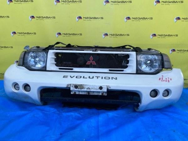 Nose cut Mitsubishi Pajero Evolution V55 6G72 ФАРА 110-87233 (б/у)