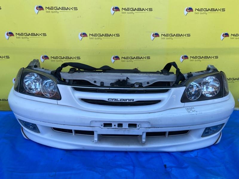 Nose cut Toyota Caldina ST215 3S-FE (б/у)