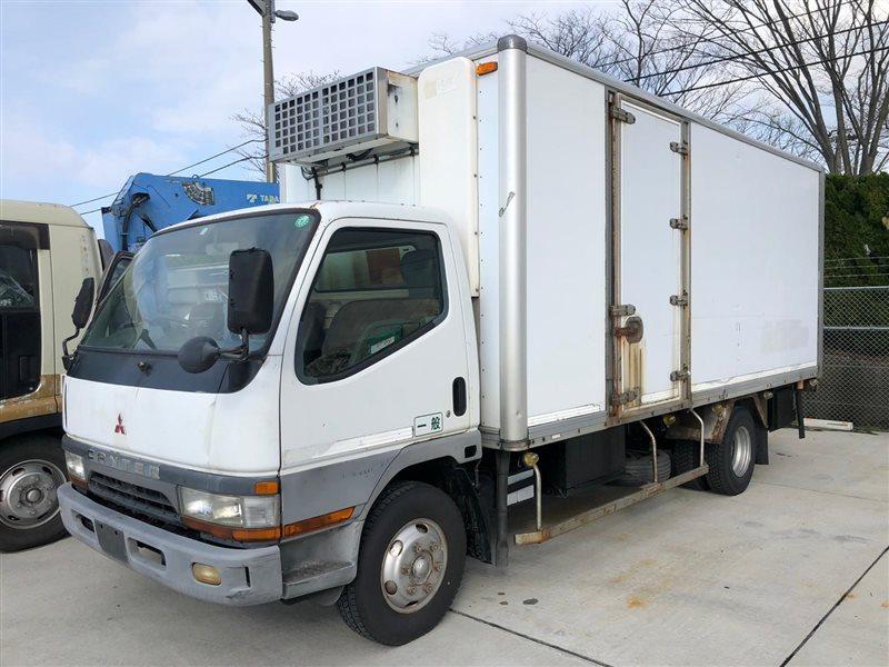 Фургон-рефрижератор Mitsubishi Canter FE658 (б/у)
