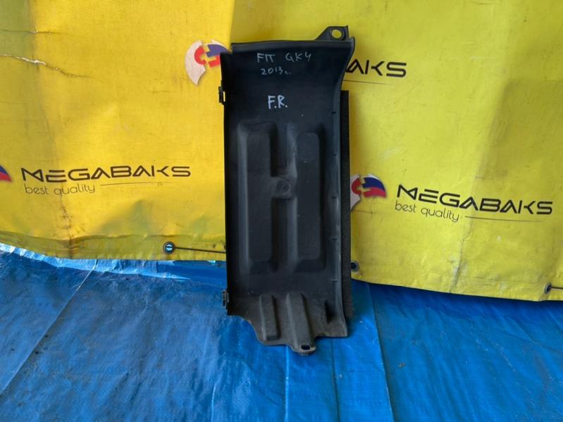 Защита радиатора Honda Fit GK4 2013 правая 74119-T5A-00 (б/у)