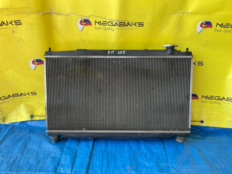 Радиатор основной Honda Fit GE8 L15A (б/у)