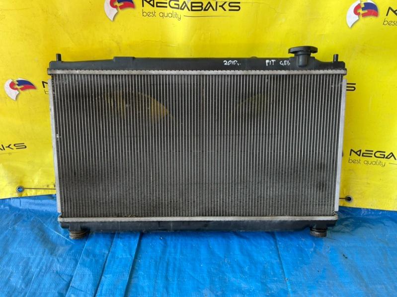 Радиатор основной Honda Fit GE6 L13A 2010 (б/у)