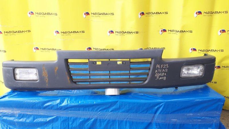 Бампер Nissan Atlas P6F23 передний II MODEL (б/у)