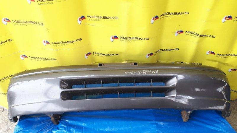 Бампер Isuzu Bighorn UBS69GW передний (б/у)