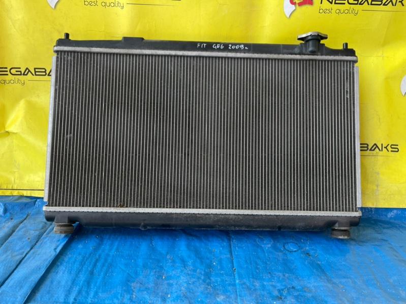 Радиатор основной Honda Fit GE6 L13A 2009 (б/у)