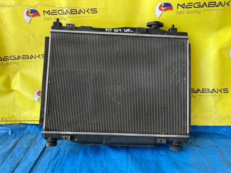 Радиатор основной Honda Fit GK3 L13B 2013 (б/у)
