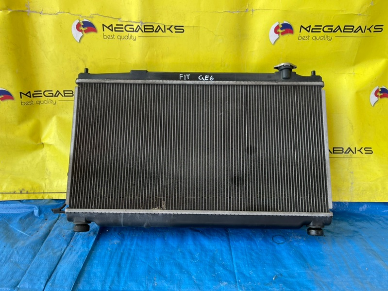 Радиатор основной Honda Fit GE6 L13A (б/у)