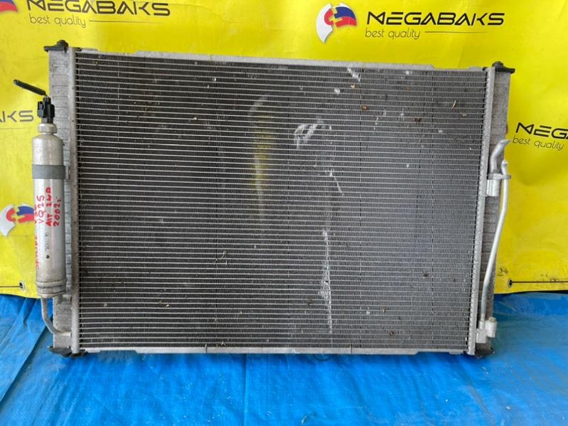 Радиатор основной Nissan Skyline V36 VQ25HR (б/у)
