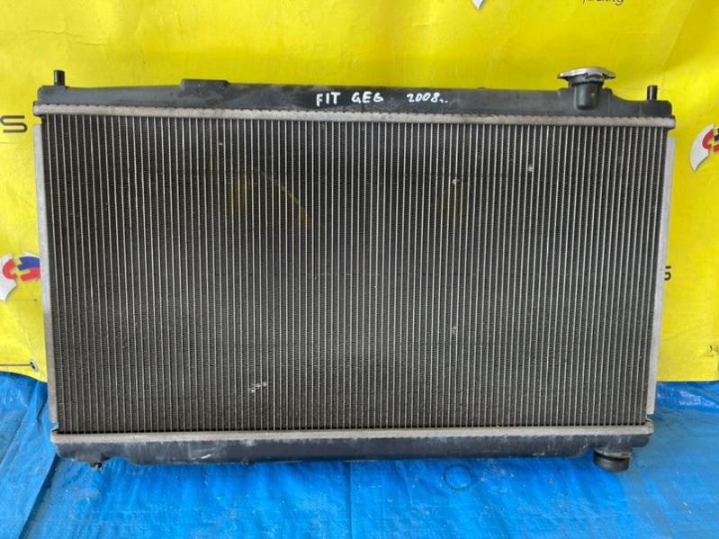 Радиатор основной Honda Fit GE6 L13A 2008 (б/у)