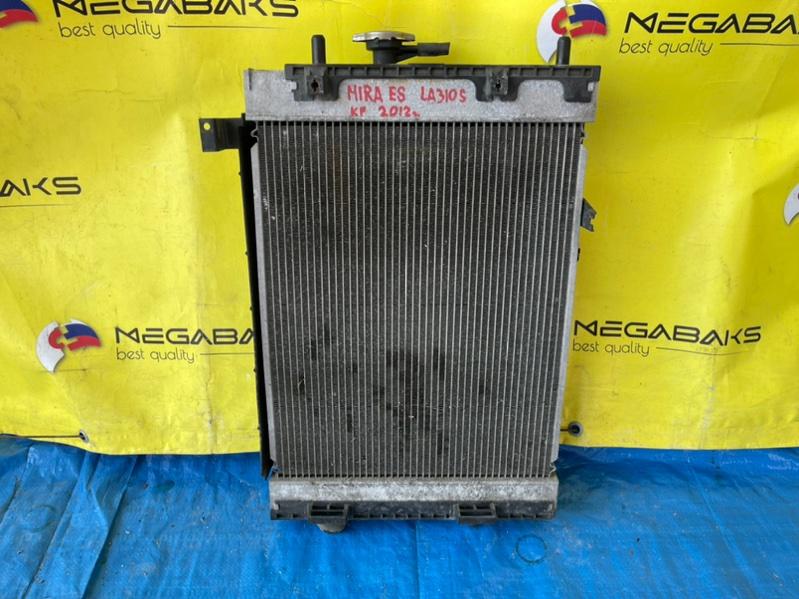 Радиатор основной Daihatsu Mira E:s LA310S KF 2012 (б/у)