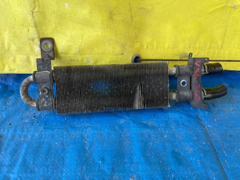 Радиатор масляный Nissan Skyline V36 VQ25HR радиатор гидроусилителя (б/у)