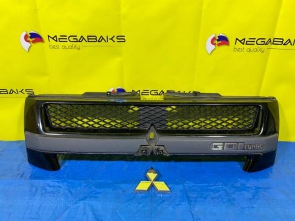 Решетка радиатора Mitsubishi Pajero Io H72W MR511596, TURBO (б/у)