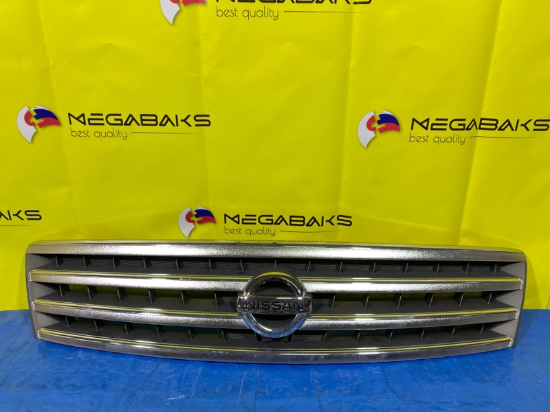 Решетка радиатора Nissan Teana J31 2003 I MODEL (б/у)