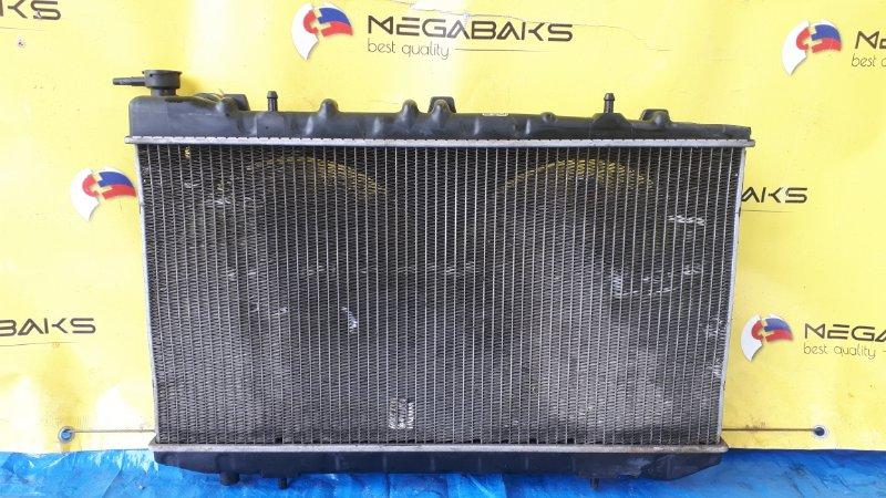 Радиатор основной Nissan Primera P10 SR18DI (б/у)
