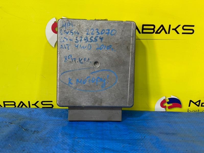 Блок efi Mazda Mpv LW5W GY GY2318881C (б/у)