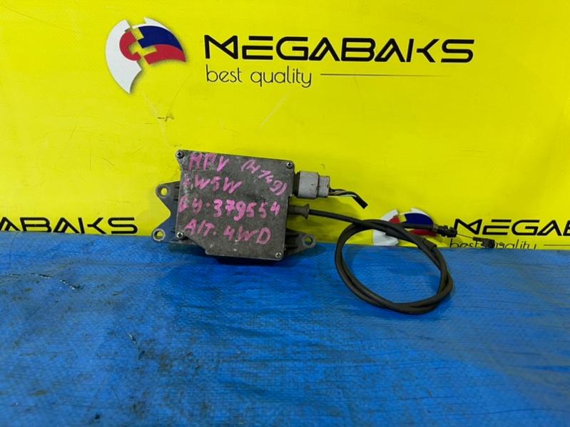 Блок круиз-контроля Mazda Mpv LW5W GY 9J559 (б/у)