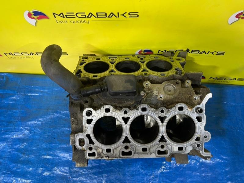 Блок двигателя Mazda Mpv LW5W GY (б/у)