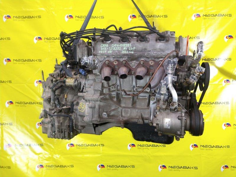 Двигатель Honda Capa GA4 D15B 1998 3238352 (б/у)
