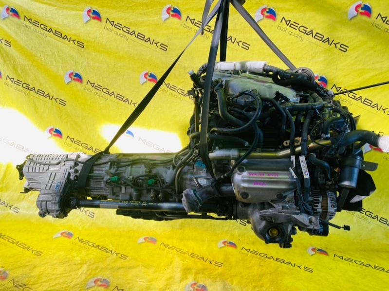 Акпп Nissan Skyline NV35 VQ25DD 2003 RE5R05A RC35 (б/у)