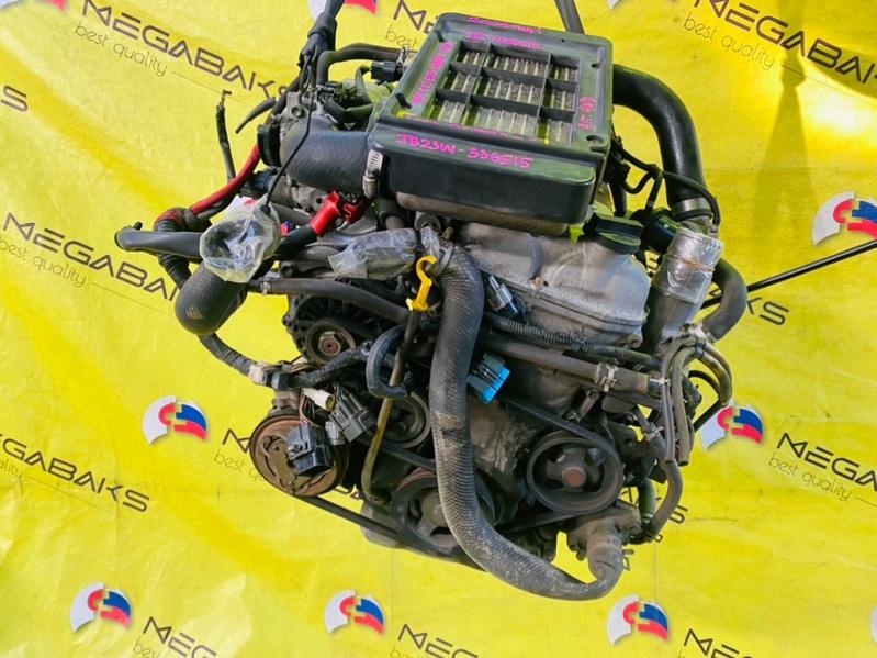 Двигатель Suzuki Jimny JB23W K6AT 2004 2657306 (б/у)