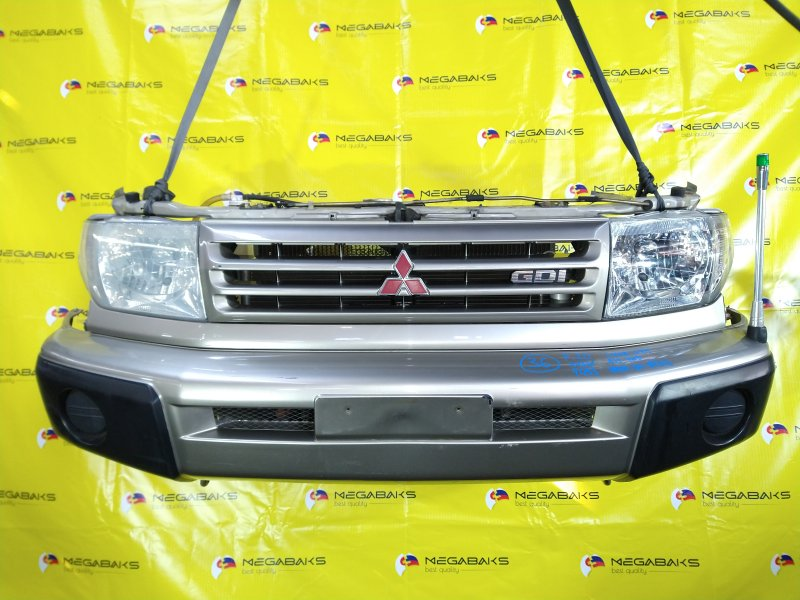 Nose cut Mitsubishi Pajero Io H76W 4G93 100-87313 (б/у)