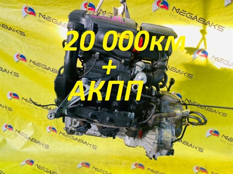 Двигатель Mercedes-Benz A-Class W168 166960 2004 30745608 (б/у)