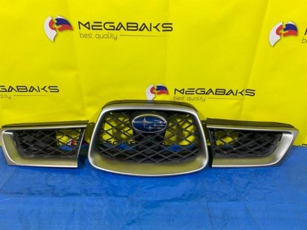 Решетка радиатора Subaru Impreza GG3 III MODEL (б/у)