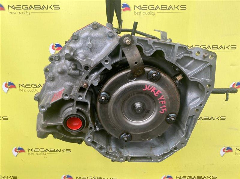Акпп Nissan Juke YF15 HR15DE 2014 RE0F11A GM38 (б/у)