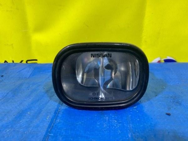 Туманка Nissan Wingroad Y11 левая (б/у)