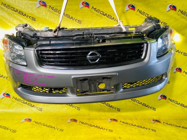 Nose cut Nissan Stagea PM35 VQ35DE 2005 100-63782 (б/у)