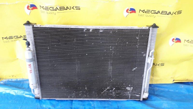 Радиатор основной Nissan Skyline NV36 (б/у)