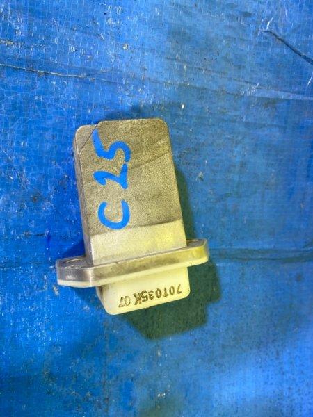 Реостат Nissan Serena C25 70T035K07 (б/у)