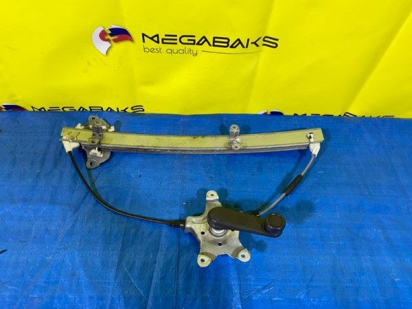 Стеклоподъемник Nissan Ad Y11 передний правый MEX (б/у)