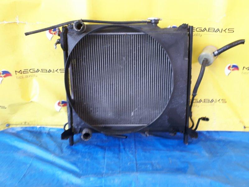 Радиатор основной Suzuki Escudo TL52 (б/у)