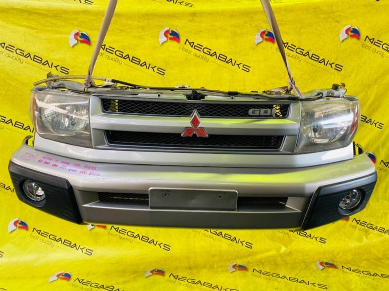 Nose cut Mitsubishi Pajero Io H66W 4G93 1999 100-87313 (б/у)