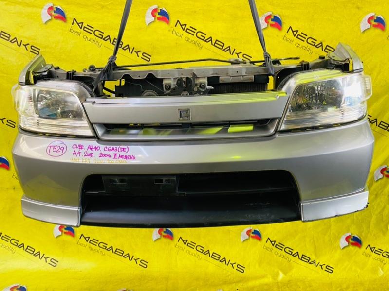 Nose cut Nissan Cube AZ10 CGA3DE 2001 100-63613 (б/у)