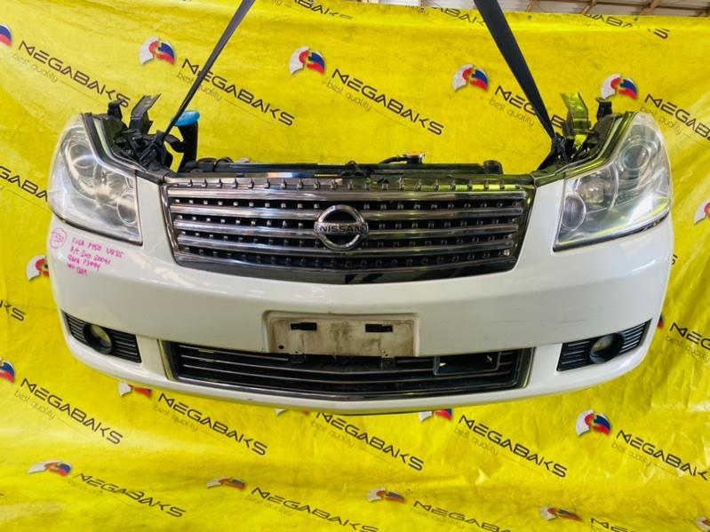 Nose cut Nissan Fuga PY50 VQ35DE 2004 P3994, RADAR (б/у)