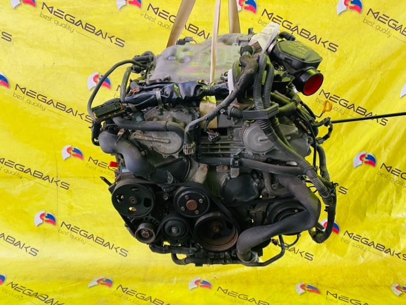 Двигатель Nissan Fuga PY50 VQ35DE 2004 439229B (б/у)