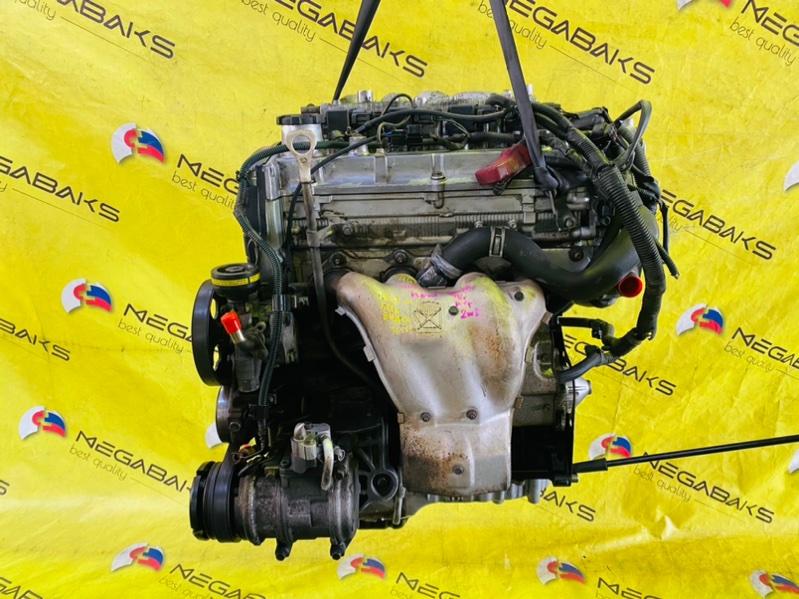 Двигатель Mitsubishi Chariot Grandis N84W 4G64 1998 YJ2946 (б/у)