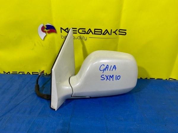 Зеркало Toyota Gaia SXM10 левое (б/у)
