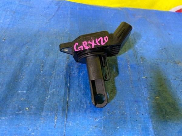 Расходомер воздушный Toyota Mark X GRX120 4GR-FSE (б/у)
