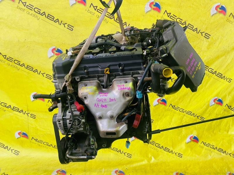 Двигатель Nissan Bluebird Sylphy QNG10 QG18DE 2001 226803A (б/у)