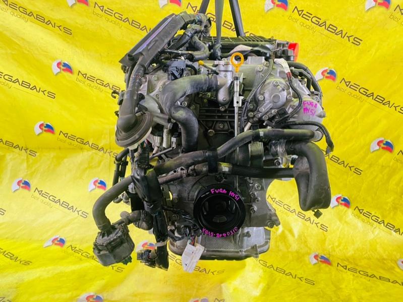 Двигатель Nissan Fuga HY51 VQ35HR 2011 809031C (б/у)